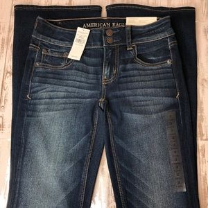 American Eagle Size 2 Extra Long Artist Flare